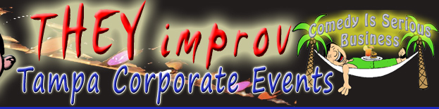 Southwest Florida corporate events comedy business