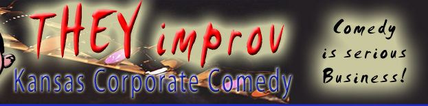 City Wichita Lawrence Manhattan Lenexa Topeka Olathe Overland Park comedy entertainment business they improv